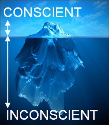 conscient inconscient hypnose éveil